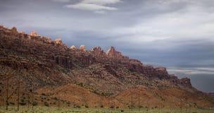Couleurs de l'Utah Image libre de droits