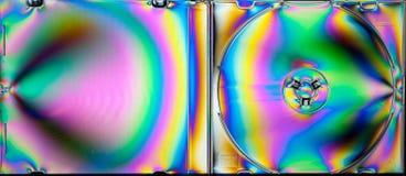 Couleurs de musique Images stock