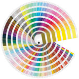 Couleurs de Pantone illustration de vecteur