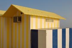 Couleurs de plage Photo libre de droits