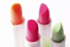 Couleurs de rouge à lèvres Images stock