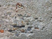 Couleurs de texture de mur d'épluchage diverses Photographie stock libre de droits
