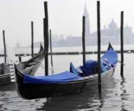 Couleurs de Venise, d'eau et de gondoles photo libre de droits