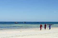 Couleurs de Zanzibar Photo stock