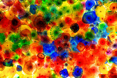 Couleurs lumineuses Images stock
