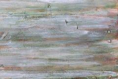Couleurs lumineuses en bois colorées roses de fond, bleues, oranges, cyan et de pêche Photographie stock