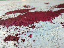 Couleurs sur la toile 2 Photo libre de droits