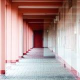 Couloir Photo stock