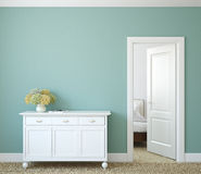 Couloir. Photo stock