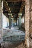 Couloir abandonné Photo stock