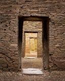 Couloir antique Image libre de droits