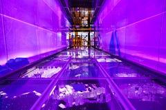 Couloir coloré Image stock