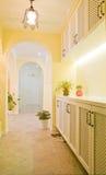 Couloir, décoration intérieure Images stock