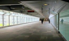 Couloir d'aéroport de Toronto Image stock