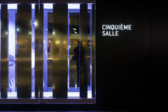Couloir d'arts de DES d'endroit de Montréal Photo libre de droits