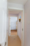 Couloir dans une maison Photos stock