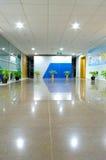 Couloir de bureau Image stock