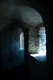 Couloir de forteresse   Images libres de droits
