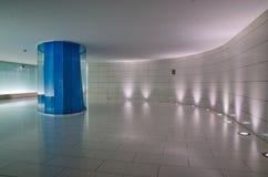 Couloir de souterrain de Montréal Photos stock
