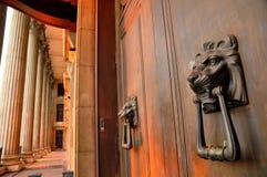 Couloir de vieille court suprême Photos stock