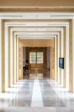 Couloir et décorations Photos libres de droits