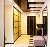 Couloir intérieur Images stock