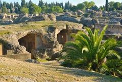 Couloir romain Image libre de droits