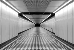 Couloir vide Photographie stock libre de droits
