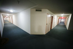 Couloirs photo libre de droits