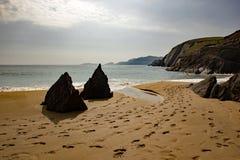 Coumeenoole beach Stock Photo