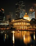 Council building, Kong Kong Island. Royalty Free Stock Photography