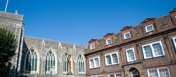 Council buildings at dover Royalty Free Stock Photography
