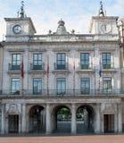 Council of Burgos stock image