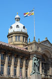 The Council House, Birmingham. royalty free stock images