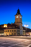 Council House, Brasov Stock Photo