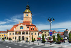 Council House, Brasov, Romania Stock Image