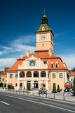 Council House, Brasov, Romania Stock Photo