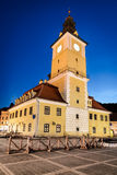 Council House in Brasov, Transylvania Stock Photography