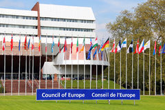 Free Council Of Europe Stock Photography - 40025642