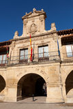 Council of Santo Domingo de la Calzada Stock Photos