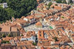 Council Square, Brasov, Romania Royalty Free Stock Image
