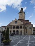 The Council Square, Brasov, Romania Stock Image