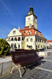 Council Square of Brasov, in Transylvania, Romania Royalty Free Stock Photography