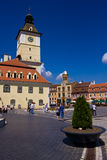 Council Square (Piata Sfatului) - Brasov Royalty Free Stock Photo
