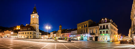 Council Square, Romania Royalty Free Stock Images
