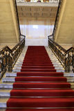 The Council Staircase of winter palace Stock Photos
