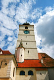 The Council Tower in Sibiu Royalty Free Stock Images