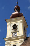 Council Tower in Sibiu, Romania Stock Images