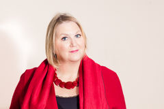 Councillor Karen Constantine. Labour prospective candidate for Ramsgate for Kent County Council Stock Images