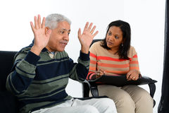 Counseling stock photography